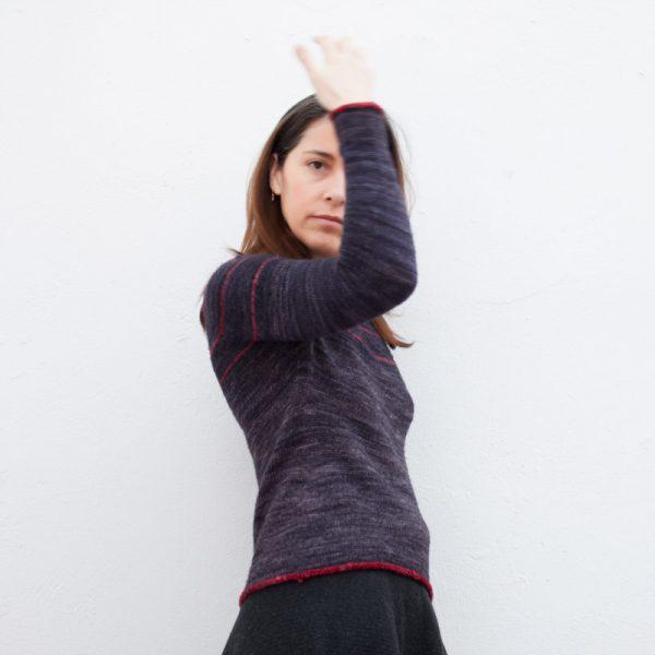 Gala Sweater Knit Pattern