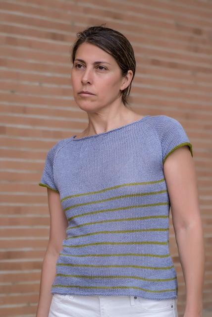 Patrón Camiseta Satya