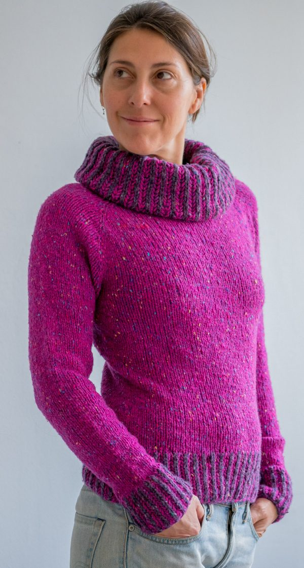 Minerva Sweater Pattern